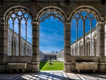 Schiefer Turm von Pisa und Piazza dei Miracoli: Private Tour