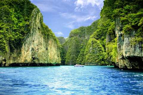 Krabi: Phi Phi Islands Full-Day Private Speedboat Charter