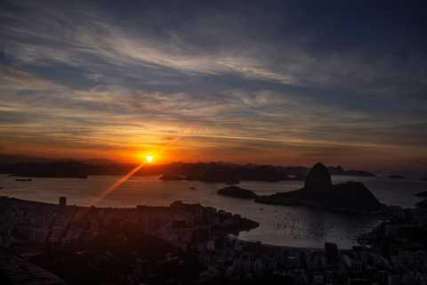 Rio de Janeiro: Private Sunrise Tour at Mirante Dona Marta