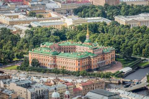 St. Petersburg Like a Local: The Legends of a City