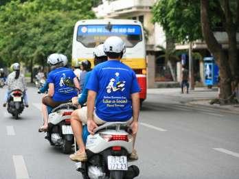 Hanoi Motorrad Night Street Food Tour zu unentdeckten Websites