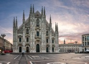 Bronze Gesichter und andere Geschichten in Mailand