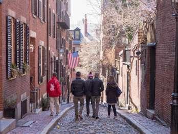 Boston: Geschichte und Highlights Nachmittagstour