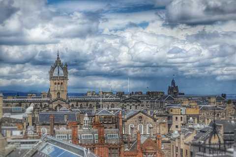 Edinburgh Old Town and Underground Historical Tour