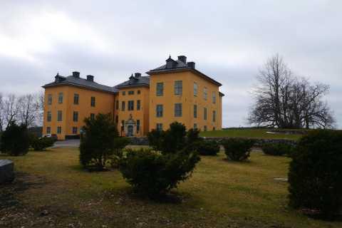 Visite d'une journée du palais royal et du château au départ de Stockholm