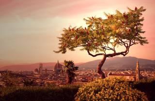Von Rom: Tagesausflug nach Florenz mit dem Hochgeschwindigkeitszug