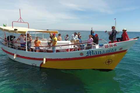 Ponta da Piedade: 2-Hour Boat Cruise