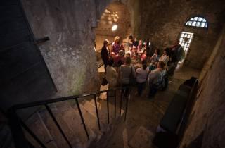 Oxford Castle und Gefängnis: Führung