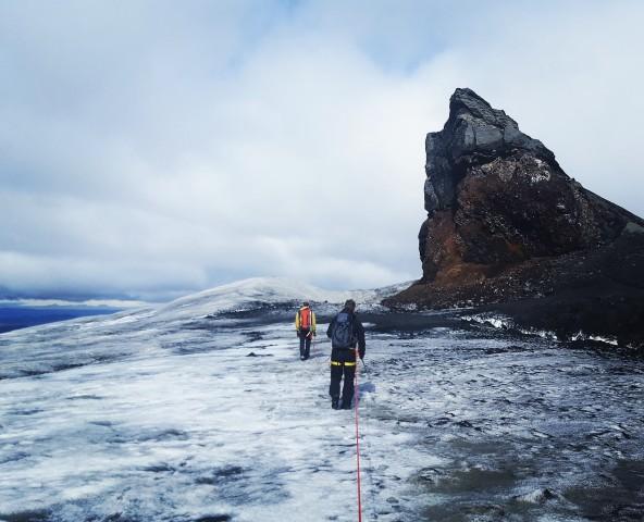 Private Glacier Hike op Sólheimajökull