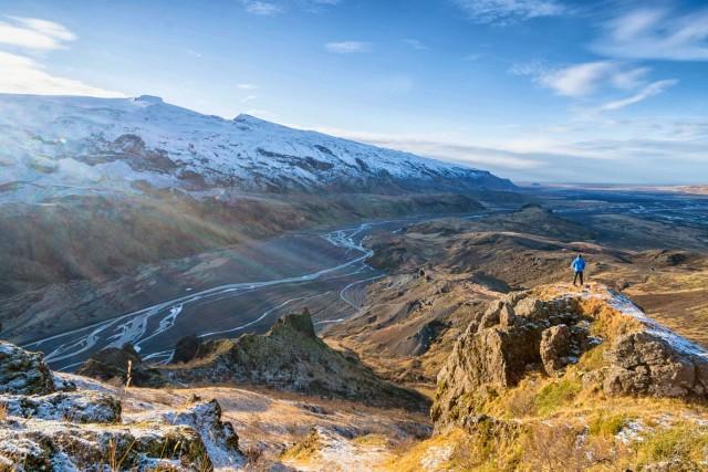 Thorsmork en Eyjafjallajökull