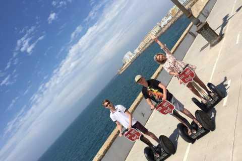 Cádiz: recorrido fotográfico privado de 1,5 horas por el casco antiguo de Segway