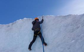 Private Ice Climbing at Sólheimajökull