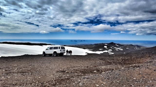 Zuidkust van IJsland: Nature Tour per Jeep