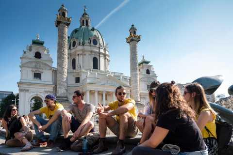 Vienna: Bike to Bite Tour