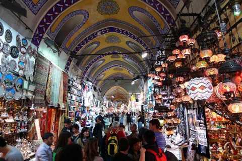 Istanbul: Großer Basar - Tour mit Experte