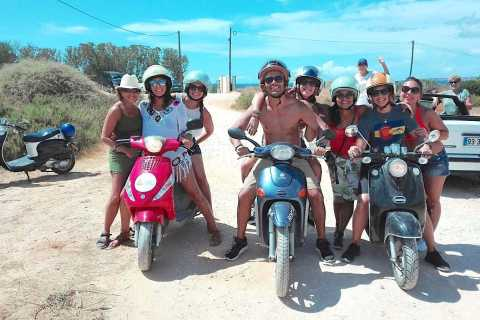 Algarve Cabrio and Scooter Tours
