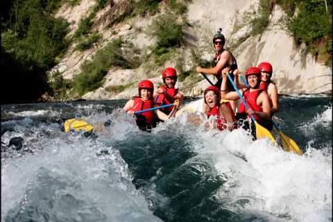 Bled Slovenia: experiencia de rafting de 3 horas