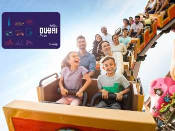 Dubai: Unlimited-Pass