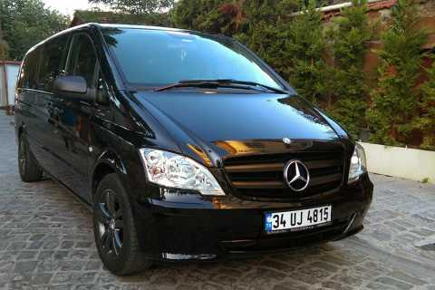 Sabiha Gokcen Airport: Private Transfer Service to Istanbul