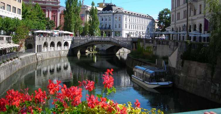 Ljubljana and Bled Lake: Full–Day Bus Tour from Trieste