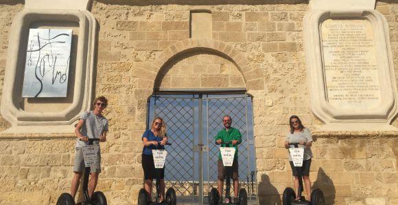 Bari: Segway Tour & Gelato Tasting