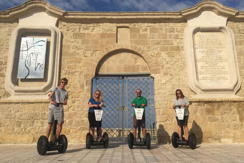 Bari: Segway-Tour & Gelato-Verkostung