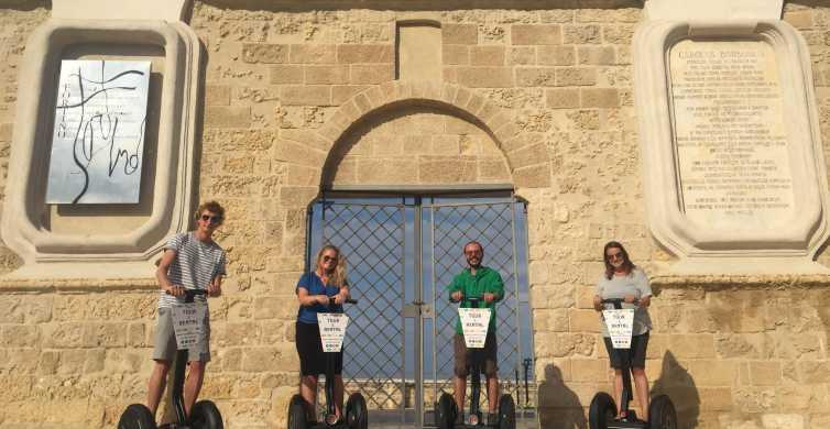 Bari: tour in Segway con degustazione di gelato