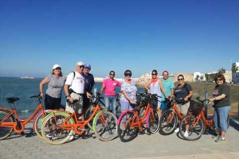 Cádiz: Guided Bike Tour