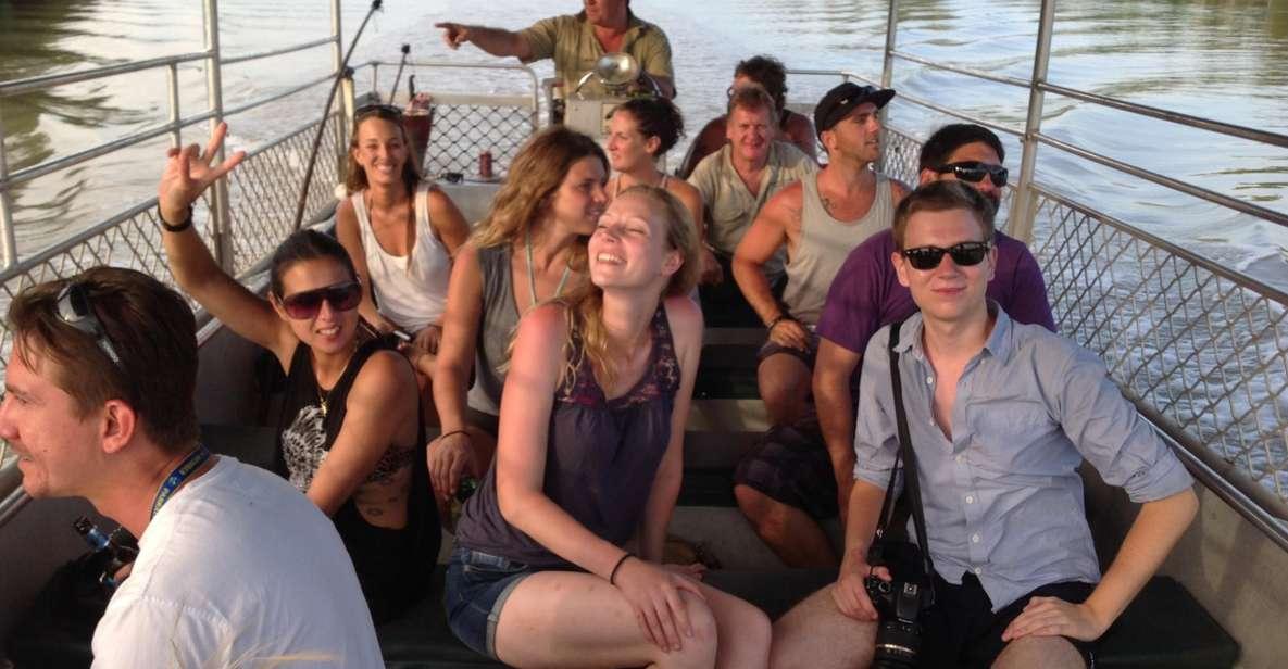 Litchfield Park Tour & Jumping Crocodile Cruise from Darwin