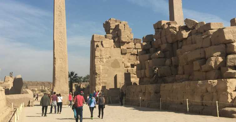 Luxor Full-Day Sightseeing Tour from Hurghada
