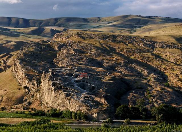 Mtskheta, Gori en Uplistsikhe Full-Day Tour