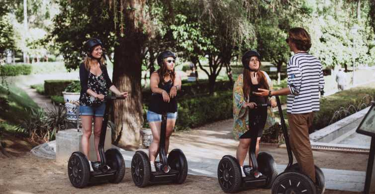 Seville: 2-Hour Monumental Segway Tour