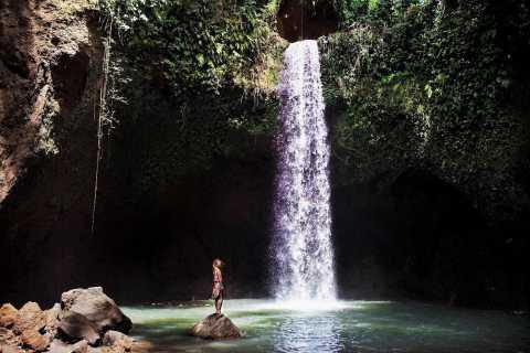 Ubud: Spectacular Waterfalls Tour