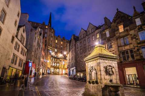 Edinburgh: Harry Potter Walking Tour