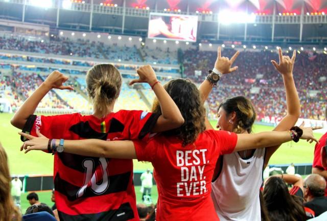 Maracanã Football Game Experience with a Local