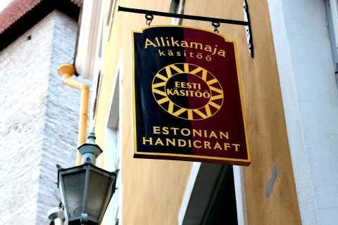 Tallinn: Old Town Guided Tour