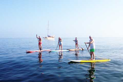 Marbella Bay Stand Up Paddleboarding Tour