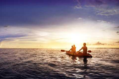 Marbella: Kayak Tour