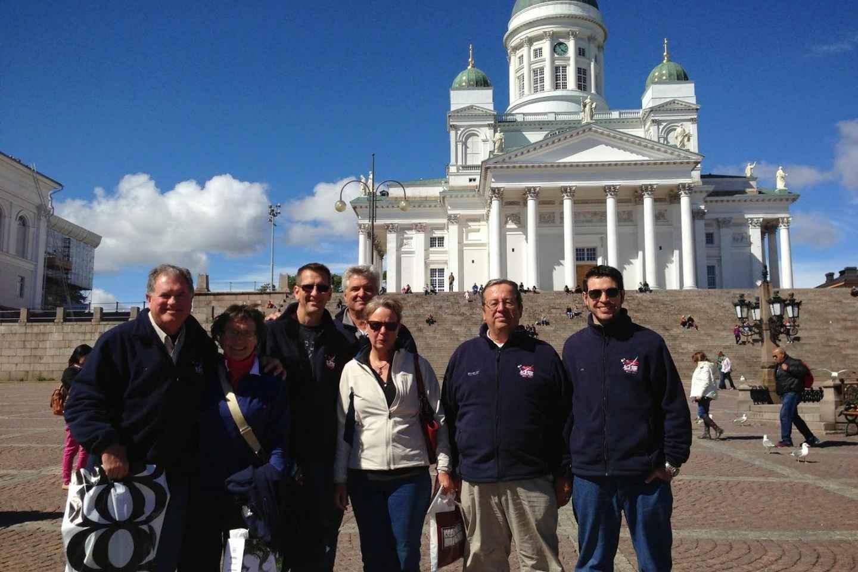 Helsinki: Rundgang in kleiner Gruppe