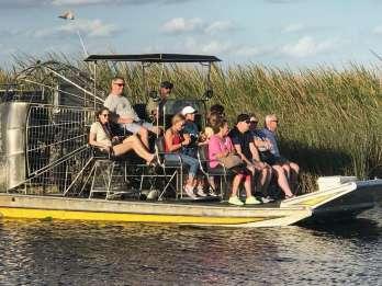 Ab Miami: Florida Everglades Luftboot-Tour in kleiner Gruppe