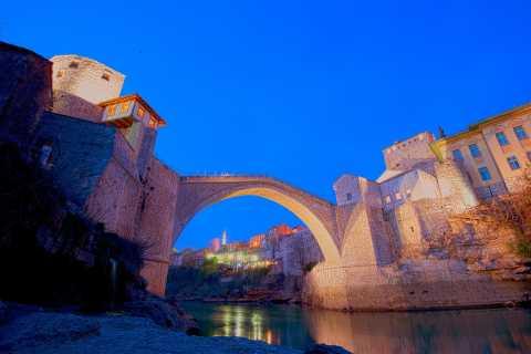 Depuis Dubrovnik: excursion aux chutes de Kravica et Mostar