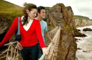 "Ab Belfast: Giant's Causeway und Seilbrücke ""Carrick-a-Rede"""