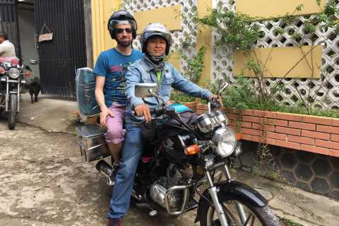 Hue: Motorbike Tour to Hoi An