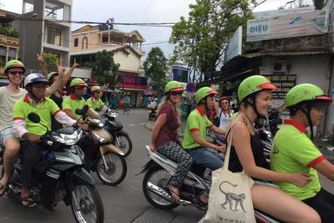 Hue: 4.5-Hour Countryside Motorbike Tour