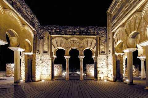 Medina Azahara Guided Tour at Night