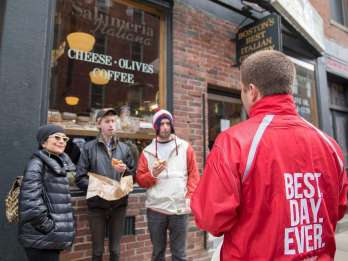 Boston: Gourmet & Geschichte – North End bis Freedom Trail