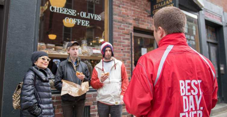 Boston: North End to the Freedom Trail - Food & History Tour