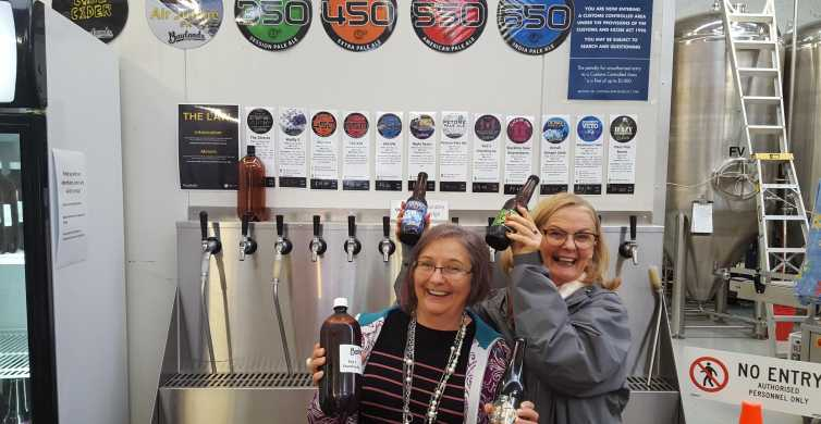 Wellington Craft Brewery Half-Day Guided Tour with Tastings
