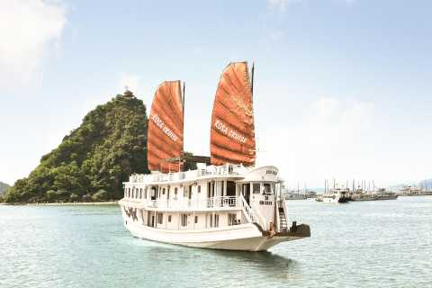 Halong Bay Cruise: 3 Days 2 Nights with Rosa Cruise 3 Star