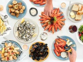 Sydney: Rotierendes Restaurant Sydney Tower Buffet